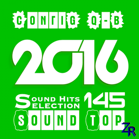 ConfiG Q-B! Sound Top 145 (11.04.2016) [mp3]