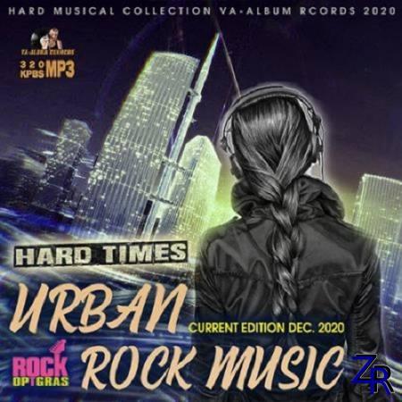 The Urban Rock Music (2020)