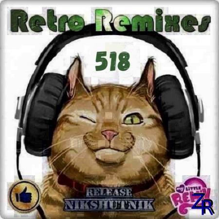 Retro Remix Quality Vol.518 (2021)