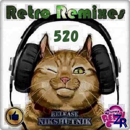 Retro Remix Quality Vol.520 (2021)