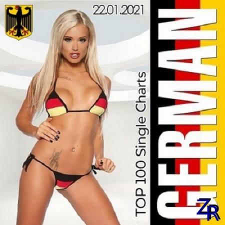 German Top 100 Single Charts 22.01.2021 (2021)