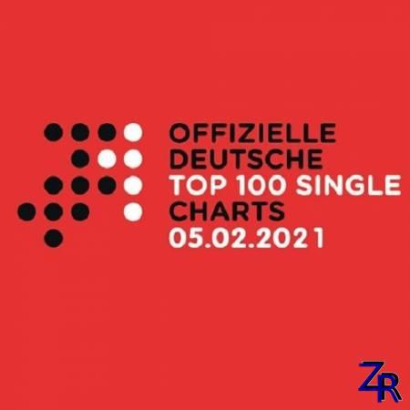 German Top 100 Single Charts 05.02.2021 (2021)