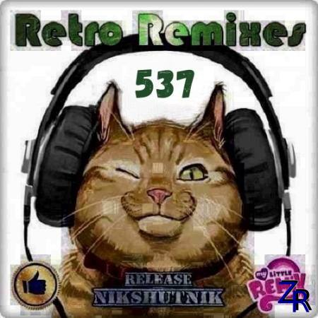 Retro Remix Quality Vol.537 (2021)