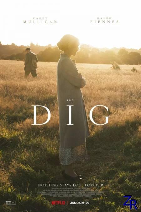 Раскопки / The Dig (2021) [WEB-DLRip]
