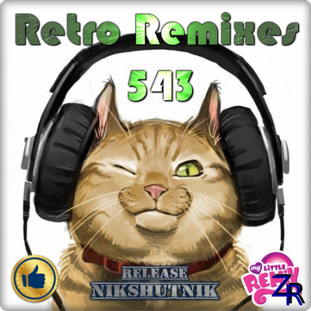 Retro Remix Quality Vol.543 (2021)