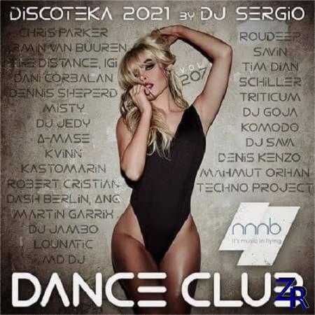 Дискотека 2021 Dance Club Vol.207 (2021)