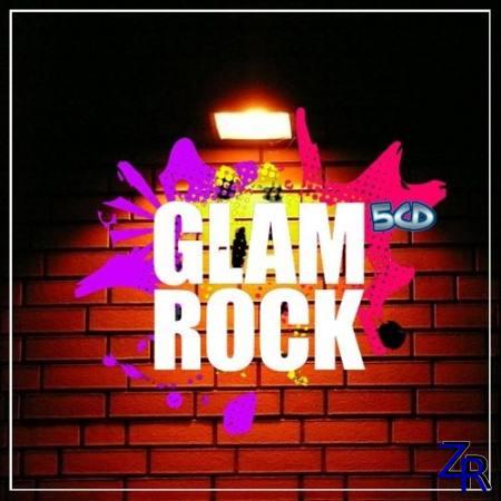 Glam Rock 1970 - 1976 (5CD) (2021)