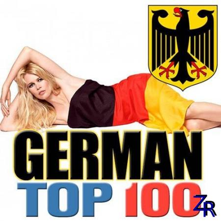 German Top 100 Single Charts 12.03.2021 (2021)